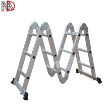 household High quality aluminium giant folding multi-purpose ladder with 150kg  max load
