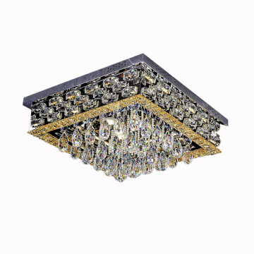 K9 Crystal memimpin stretch ceiling light