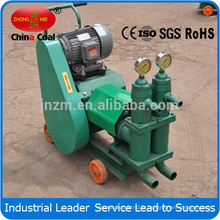 Vente chaude Petit mini ciment Mortier béton Pompe piston / mortier Jointoiement Machine / Grouting Pump