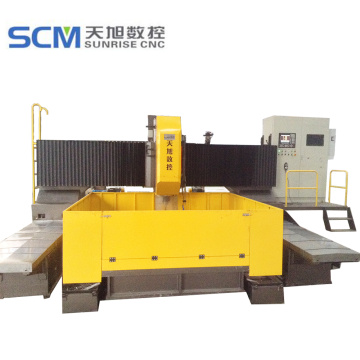 Gantry Movable High Speed ​​CNC Drilling & Milling Machine