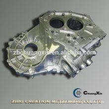 Caja de engranajes de aleación de aluminio fundido