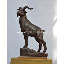Bronze Sheep Statue for Outdoor Decoration