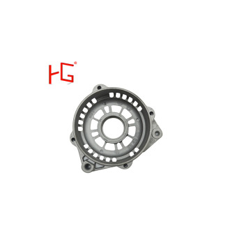 Custom aluminum alloy die casting parts manufacturing