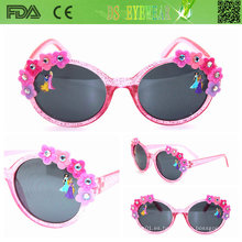 Sipmle, estilo de moda niños gafas de sol (ks015)