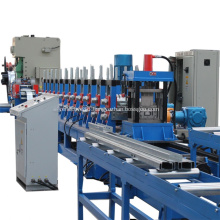 C Type Photovoltaic Support Roll Forming Machine