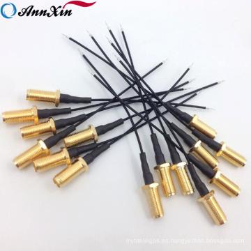 Manufactura de conector Sma a Ufi con cable 1.13