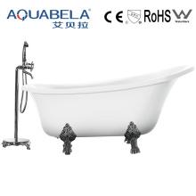 CE / Cupc approuvé antique clawfoot baignoire pour usage intérieur (JL624)