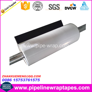 Cathodic prevention inner pipe wrap tape
