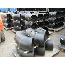 Alloy Butt weld pipe fitting elbows A234 WP11