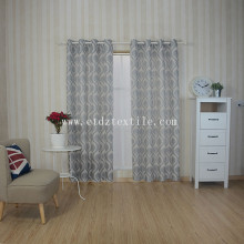 Factory provide nice price for Linen Jacquard Curtain Polyester Linen Top 2017 Curtain Fabric export to Guatemala Factory