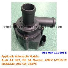 Brushless auxiliar / adicional de la bomba de agua de circulación OEM 06h121601e