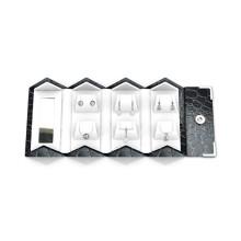 Судьба ювелирные изделия кристалл от Swarovski Luxury Travel набор