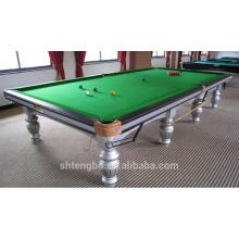 Fabrikpreis MDF Snooker Billardtisch für Erwachsene