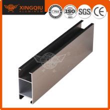 Perfil de perfil de aluminio de la extrusión, perfil de aluminio de la puerta corredera fábrica