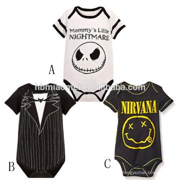 Venta al por mayor Bebé Onesie Romper Manufacture Toddlers And Infant Clothing