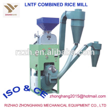 LNTF type combined rice mill