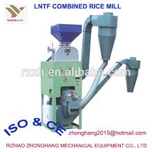 Комбинированная рисовая мельница типа LNTF