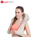Body Back Vibe Belt Electric Shiatsu Kneading Cinturón de masaje con calor para el cuello, hombro, espalda, piernas y pies