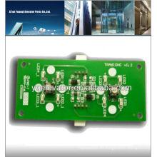 Tablero general del elevador PCB TRA610HC tablero del elevador para el paso