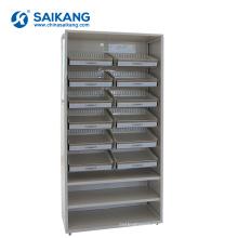 Armários de armazenamento de aço inoxidável da medicina da clínica do hospital SKH061
