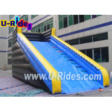 10m Long Bule Color Inflatable Zorb Ramp for Kids Zorb Ball