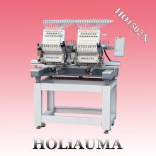 HOLiAUMA Máquina de bordado computarizado de 2 cabezas DAHAO System para la venta