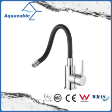 Modern Family Lead Free Brass Kitchen Faucet (AF2422-5)