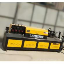 Redresseur de fil d'acier et machine de coupe pour le rebar de 14mm, 55m / min