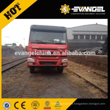 Howo 4x2 New 180hp Euro2 Rubbish Tipper Truck