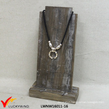 Wooden Handmade Jewelry Display