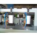 Linha de laminação de rolo quente em madeira com semi-automática