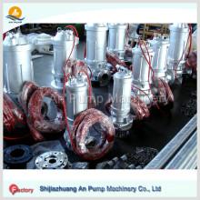 Wq Qw Elektrischer Motor Unterwasser-Abwasser Schmutzige Wasser-Sumpf-Pumpe