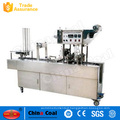 Shandong China Coal Group Automatic linear BG32P/BG60P Factory price cup filling and sealing machine