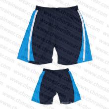 100% poliéster homens moda casual calças curtas para esportes ao ar livre