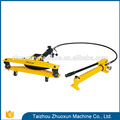 NEW 4 roller hydraulic flat bar bending machine arc bending machine