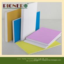 Panneau de mousse en PVC Board Decotive Table de découpe utile