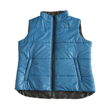 Nylon softshell waistcoat padding vest for men