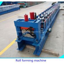 Aluminium Stahl Dachfirst Cap Umformmaschine