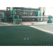 Galvanized Pvc Wire Woven Fence Hexagonal Wire Mesh Netting For Seaport Project