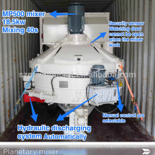 Promotion/Discount!! MB mobile self loading concrete mixing plant for sale