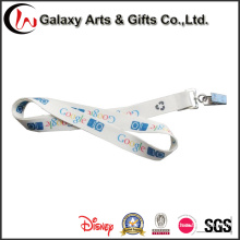 Sublimation Polyester Material Google Lanyard Printing Lanyard with Google