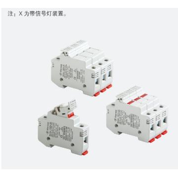 sostenedor del fusible RT18 cilíndricos línea de baja tensión