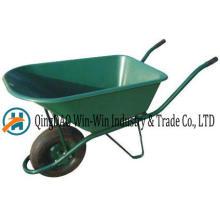 Wheelbarrow Wb6414 Rueda Neumático de goma