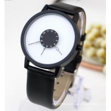 Yxl-720 Japan Quartz Movement Leather Band Paidu Watch
