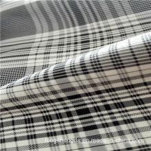 Veste imperméable à l'eau et au vent Tissé Dobby Jacquard 53% Polyester + 47% Tissu Blend-Tissu en Nylon (H034)