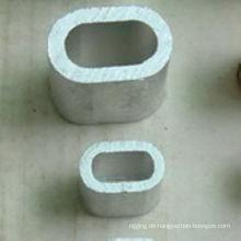 DIN 3093 Aluminium Seil Ferrule