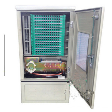 FTTH Cabinets and Accessories- (192 cores Cabinet)