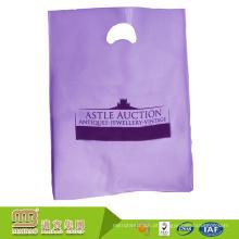 Oferta livre da amostra do material Eco-friendly logotipo feito sob encomenda sacos plásticos impressos do presente guangzhou