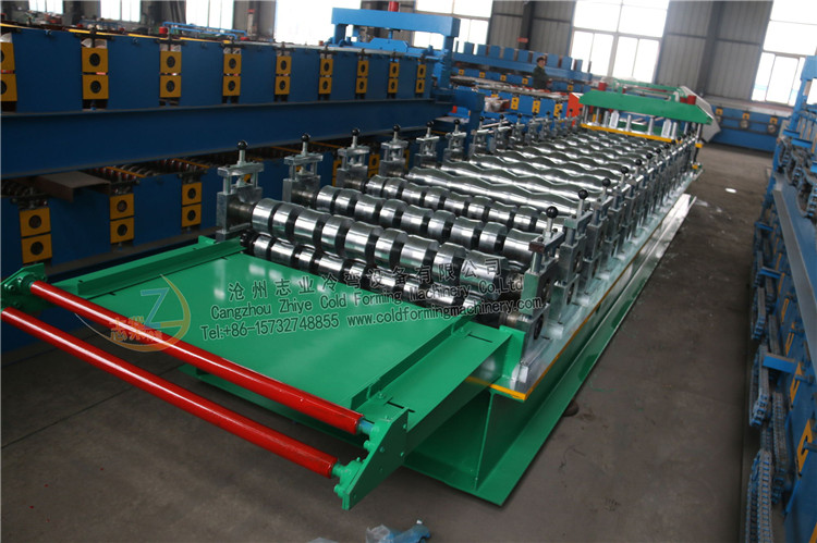 glazed tiles sheets making machine