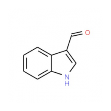 98% min Indool-3-carboxaldehyde CAS NO.487-89-8